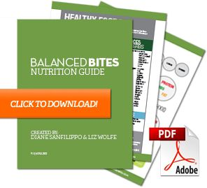 Balanced Bites Nutrition Guide - 25 pages - FREE for gyms, health care centers, or anyone! Enjoy!