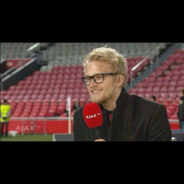 In a de Boer interview de Boer jokingly replies the ...