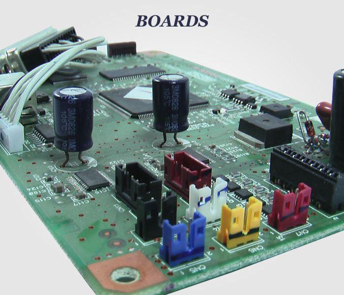 Printer Computer Service, Distribuidor profesional en partes para impresoras y equipos de computo bogota colombia - boards