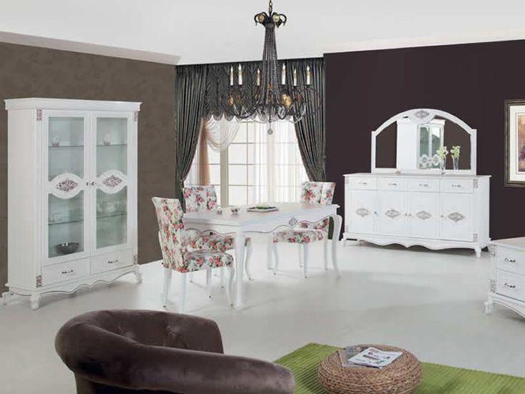Sönmez Home | Modern  Yemek Odası Takımları | Tuana Modern YemekOdası #EnGüzelAnlara #YeniSezon #Praga #YemekOdası #Home #HomeDesign  #Design #Decoration #Ev #Evlilik #Wedding #Çeyiz #Konfor #Rahat #Renk #Salon #Mobilya #Çeyiz  #Kumaş #Stil #Tasarım #Furniture #Tarz #Dekorasyon #Vitrin
