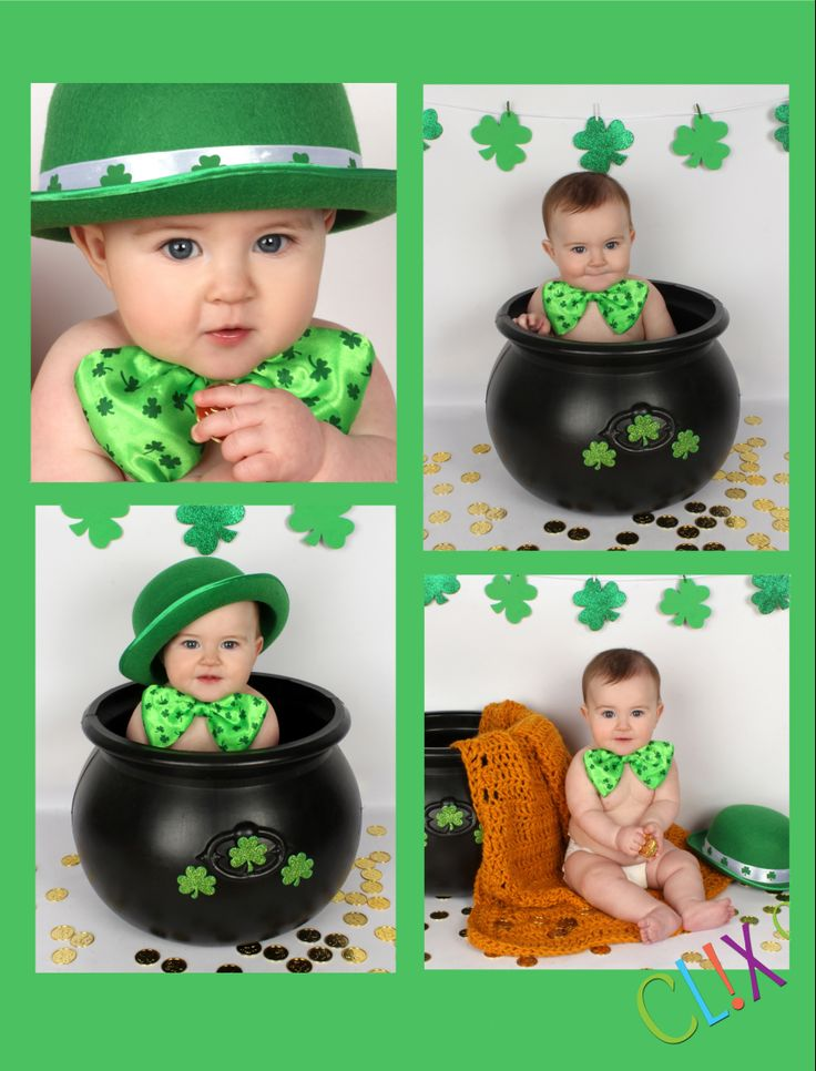photography St Patrick's Day