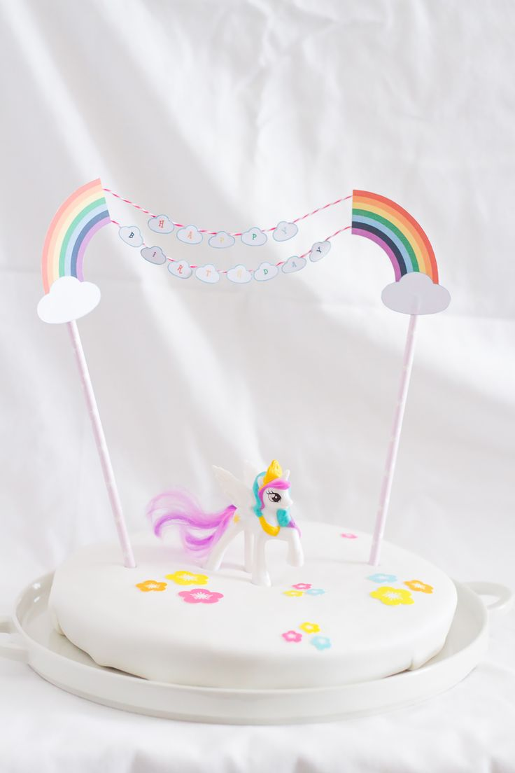 la petite vie de ci My little Pony Birthday (15)