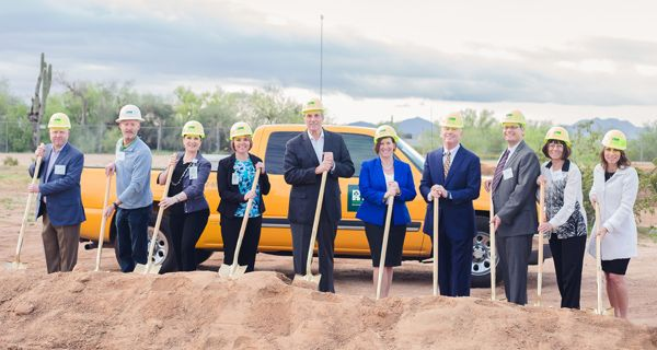 Ryan Companies breaks ground on Banner Health clinic - Ryan Companies US, Inc. and Banner Health broke ground today on a 29,350 square foot healthcare clinic in Phoenix, across from Desert Ridge Corporate Center. The new clinic will provide primary care services, dermatology services with spa and laser treatments and x-ray imaging. The healthcare... - http://azbigmedia.com/azre-magazine/ryan-companies-breaks-ground-banner-health-clinic