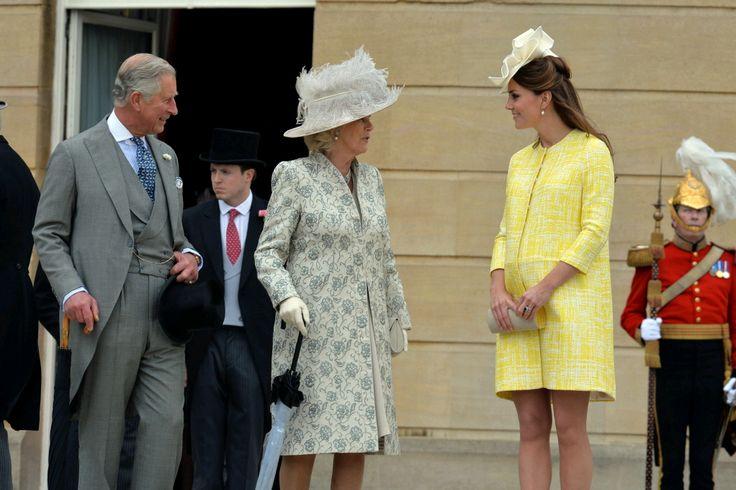 'Prins Charles hoopt op kleindochter'