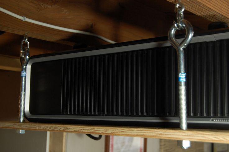 projector ceiling mount shelf - Google Search
