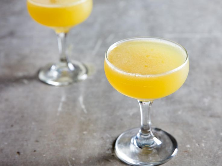 The Bad Word: A gin cocktail that's fresh and tart, with an herbal backbone and a bracing, bitter edge.