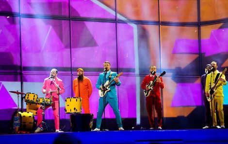 eurovision semi final 2014 second