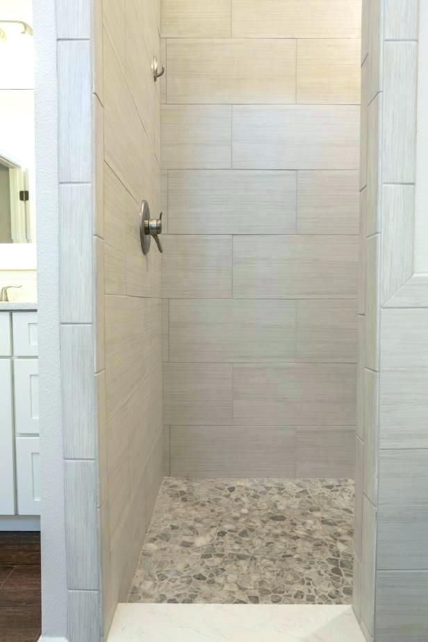 Image Result For Tiled Shower Stall Ideas With Images Pebble