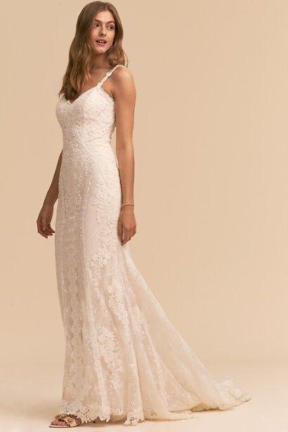 Bhldn J Adore Brand New With Tags Wedding Dress Size 6 Fashion