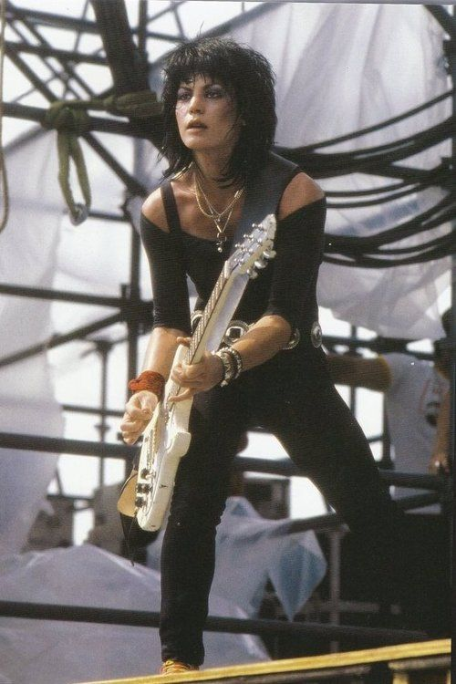 Joan Jett and the Blackhearts at the Convention Center in Asbury Park