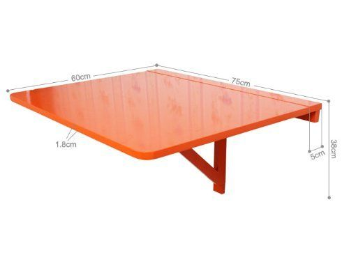 1000 id es propos de table rabattable sur pinterest table murale rabatta - Fabriquer table murale rabattable ...
