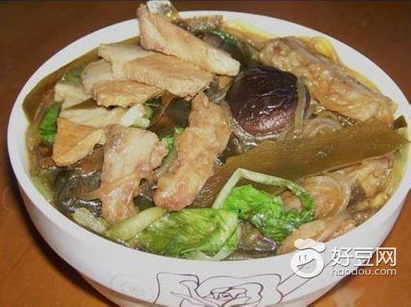 藕条杂烩菜