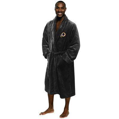 Northwest Co. NFL Redskins Men's Bathrobe Size: Small/Medium