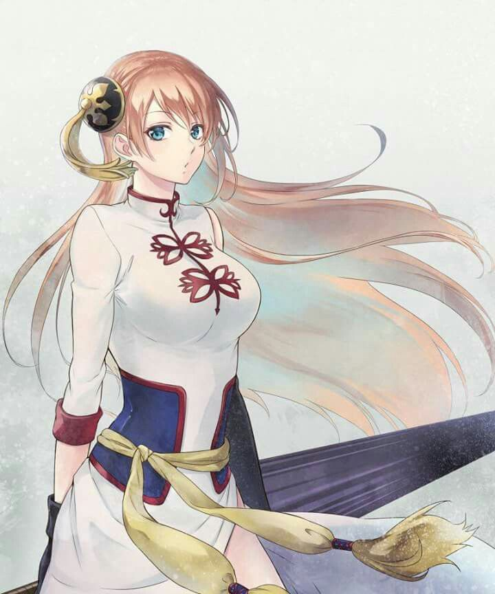 神楽ちゃん うぅぅ可愛い 神楽 イラスト マンガアニメ アニメファンアート