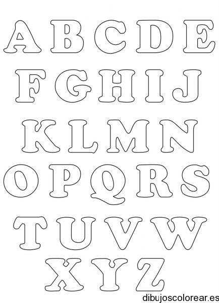 abecedarios con mayusculas y minusculas para manualidades - Buscar con Google