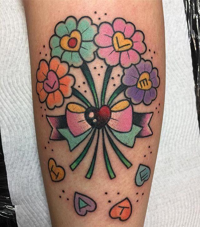 17 Best Ideas About Love Hate Tattoo On Pinterest