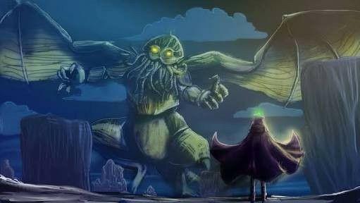 Mysterion vs Cthulhu
