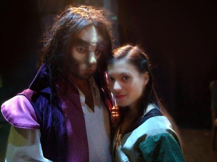 Studio Amid: ''Η Πεντάμορφη και το Τέρας'' στο θέατρο ΄΄ΠΕΡΙΑΚΤ...