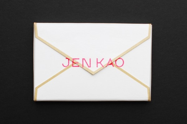Love the personalization on the back instead of the front.Jennings Kao, Fashion Weeks, Weeks Invitations, York, Invitations Ideas, Fashion Week Invitation, Invitations Invitations, Weeks Nyc, 2012 Invitations
