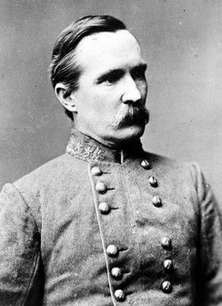 Civil War Confederate Major General. He graduated from the US Military Academy at the bottom of his class in 1847 and...