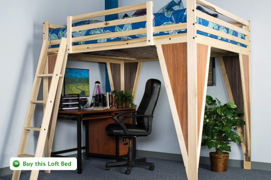 Timbernest Loft Beds Quality Loftbeds For Home And