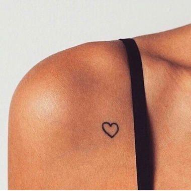 18 dezente Tattoos für Frauen!