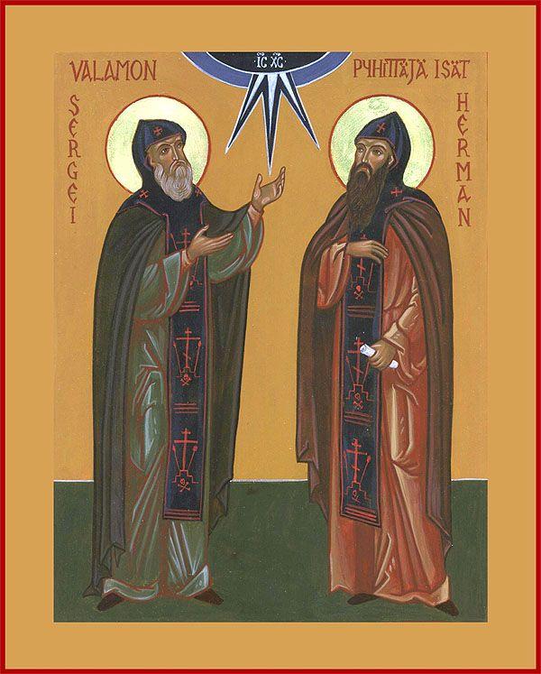 Vita di tutti i santi commemorati 11 settembre - Chiesa Ortodossa in America