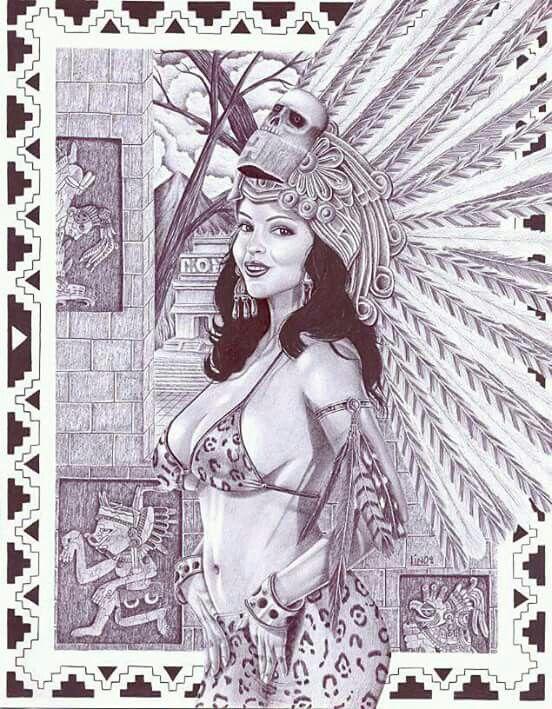 M&225s De 1000 Im&225genes Sobre Aztec En Pinterest  Azteca Google Y