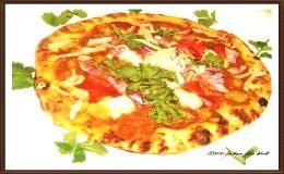 Recipe for Pav Bhaji Pizza
