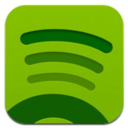 Spotify, like sitting in a record store where you can open and keep anything you want