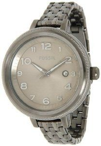 Fossil Bridgette Stainless Steel Womens