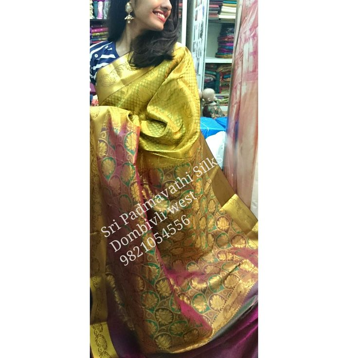 To book, call / WhatsApp 91 9821054556 Sri Padmavathi Silks, the Only South Indian Store in Dombivli, Mumbai Maharastra, India. International shipping available. Wholesale orders accepted.
