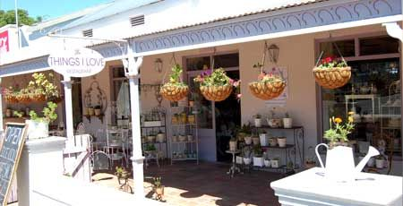 To do - Tulbagh           Things I Love