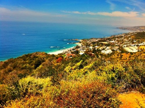 Easy Hiking Trails In Laguna Beach