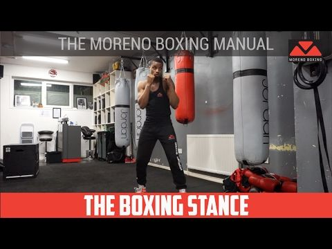 How To Get Into A Proper Boxing Stance Youtube Boxer Workout Boxing Stance Boxing Workout