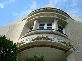   ♕   Paseos Art Nouveau: Guimard, Le Vésinet, La Hublotière ou villa Berthe