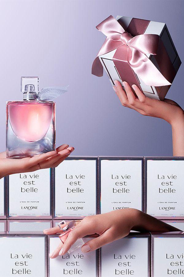 Happiness In A Bottle La Vie Est Belle Premium Fragrance Perfume Lover Fragrances Perfume La Vie Est Belle Perfume