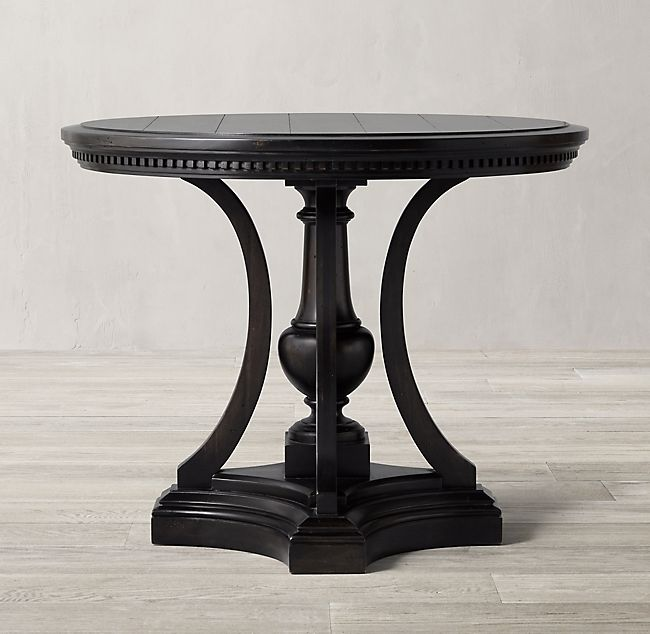 St James Round Entry Table In 2020 With Images Round Entry