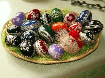Easter Egg traditions around the world