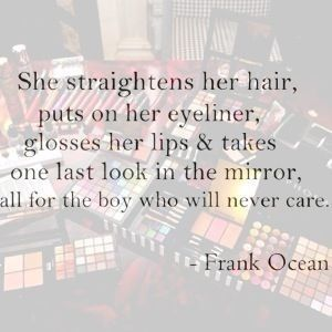Quote about beauty and boys