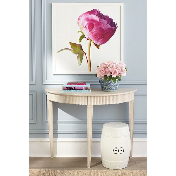 Like This Demilune Table? Get The Look With Our Maison Pair Of Swedish  Demilunes.