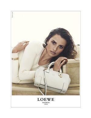 ペネロペ・クルスが魅せる、「ロエベ」の2014年春夏広告キャンペーンが公開!|NEWS|FASHION|VOGUE