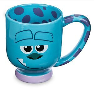 Sulley Monsters Inc. Coffee Cup Disney Store