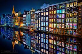 ..Amsterdam - somewhere I really want to visit. Hopefully this year.