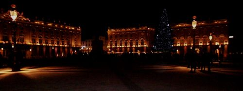 Bonjour Nancy ! Tous les jours à 10 h une nouvelle photo de la ville de Nancy - Ville de Nancy - Place Stanislas