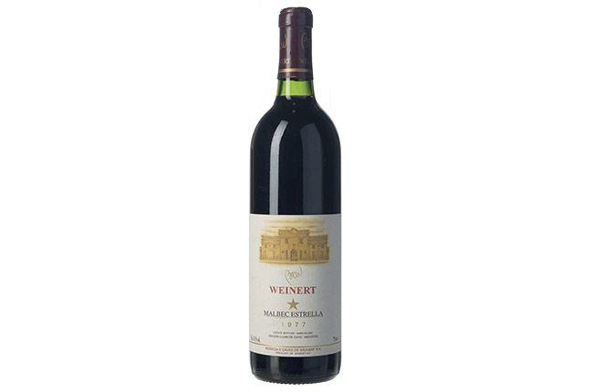 Wine Legend: Weinert, Malbec Estrella, Luján de Cuyo, Mendoza 1977 http://feedproxy.google.com/~r/wwwdecantercomfeedsrssnewsxml/~3/24W7kOf-94o/
