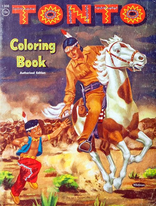 Best Vintage Coloring Book