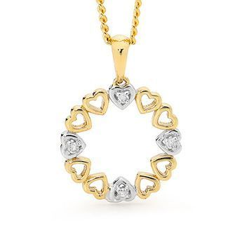 Buy our Australian made E07 - Endless Love Pendant - BEE-65439 online. Explore our range of custom made chain jewellery, rings, pendants, earrings and charms.