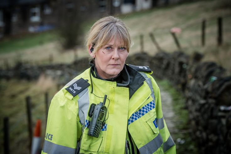 Meet the cast of Happy Valley series two #DoctorWho