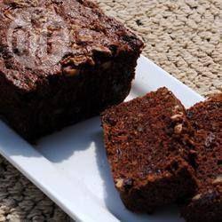 Chocolate courgette cake @ allrecipes.co.uk